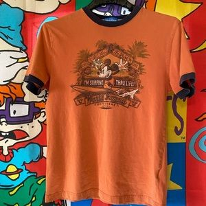 Mickey Mouse Tokyo resort t shirt